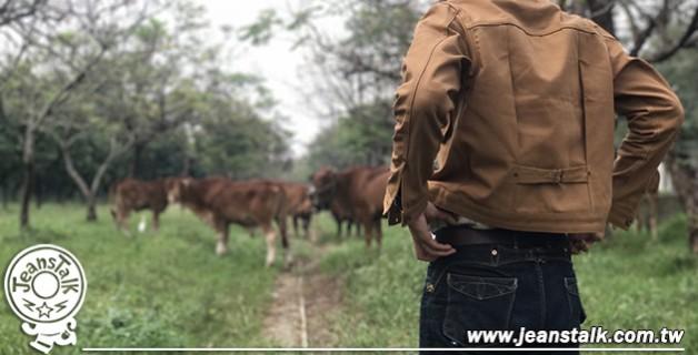 【金斯透客玩物誌】Rising Sun & Co Ranch Hand Duck Jacket