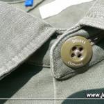 【金斯透客玩物誌】Deluxe Clothing Military Shirt