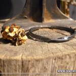 【金斯透客玩物誌】DIY製作屬於你自己的銀飾!草山金工一日銀匠遊記