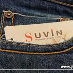 【素人養褲大搜查】台中養褲日記 SUVIN Cotton Indigo Rigid Selvedge Jeans 一年達成!