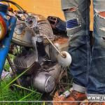 【養褲日記】回憶滿滿! JEANSDA Phoenix Indigo Rigid Jeans (Slim-V)(3年)